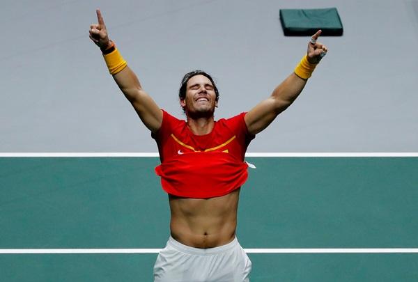 """ข่าวเทนนิส """"นาดาล"""" ตามรอยตำนาน ครองมือ 1 ครบ 200 สัปดาห์"""
