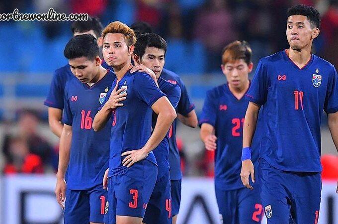 ทีมชาติไทยปลอดโควิดพร้อม คัดบอลโลก 2022
